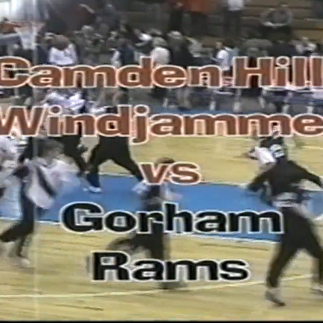 Vintage Boys Basketball Season 2 Game # 3 : 2002 Class B State Championship Camden Hills vs. Gorham