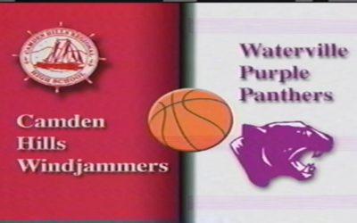 Vintage Girls Basketball Game Season 2, Game # 4: Camden Hills vs. Waterville 1/12/2007
