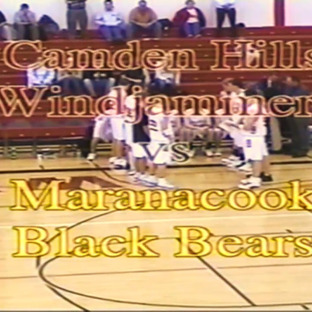 Vintage Boys Basketball , Season 2 Game # 6 : Camden Hills vs Maranacook December 13, 2002