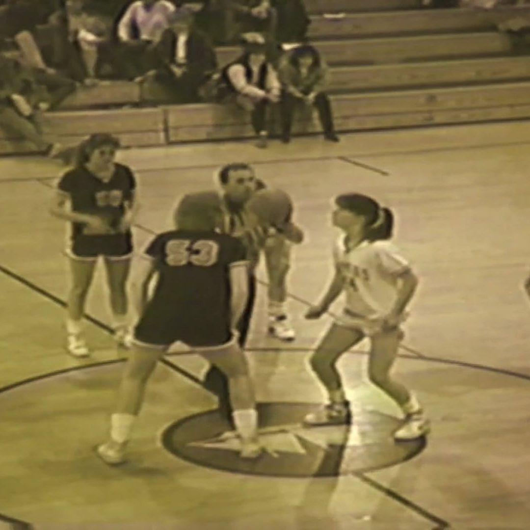 Vintage Girls Basketball, Season 2, Game # 6 : Camden-Rockport vs. Rockland 1/5/1989