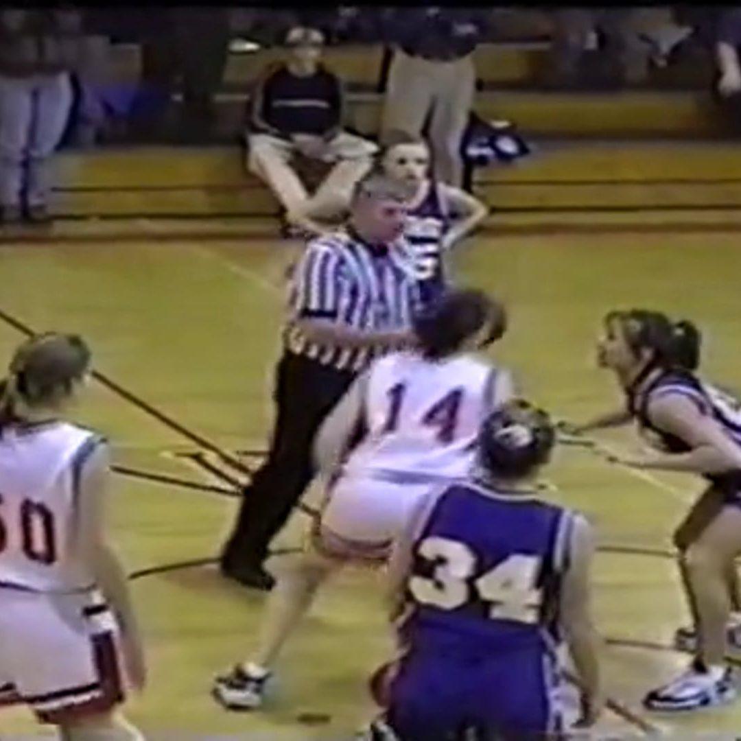 Vintage Girls Basketball # 8 : Camden-Rockport vs. Belfast 12/21/1998