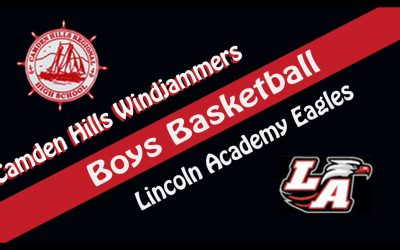 2021 Maine High School Boys Basketball : Camden Hills vs. Lincoln Academy  2/12/2021