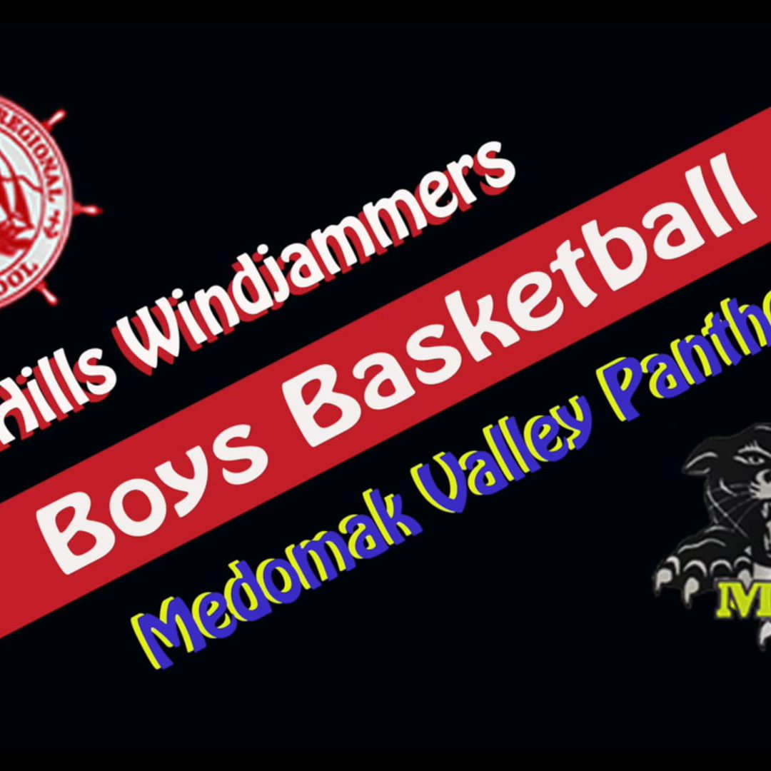 Maine High School Boys Basketball : Camden Hills vs. Medomak Valley 2/19/2021