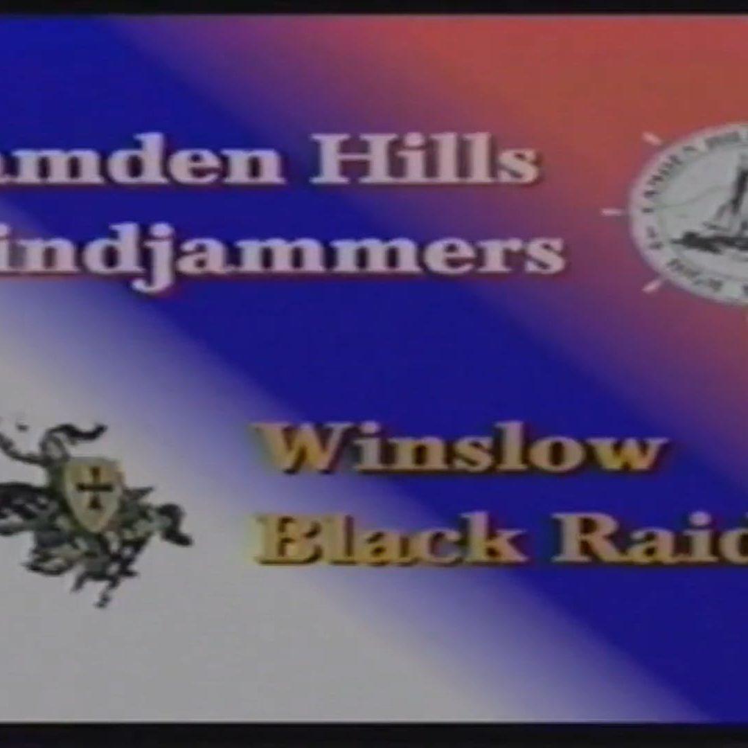 Vintage Boys Basketball, Season 3, Game # 3 : Camden Hills vs. Winslow 12/11/2001