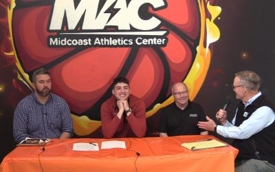 Carter Skagg First Signee with Midcoast Sternmen