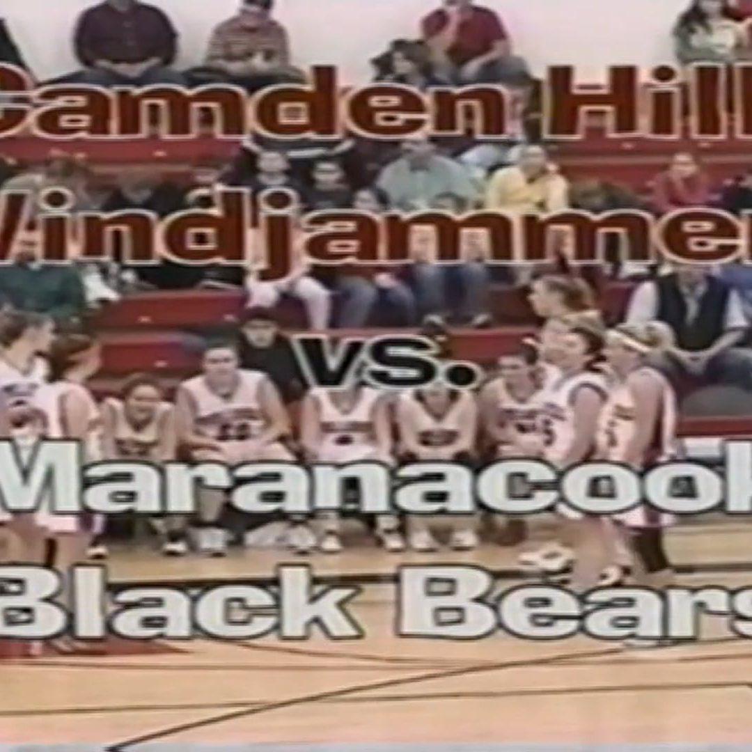 Vintage Girls Basketball: Camden-Rockport vs Maranacook 1/17/2003