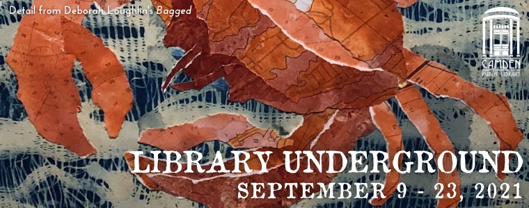 Busy September at Camden Public Library