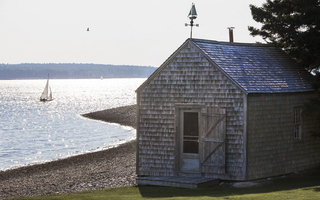 Dear Friends: A Hug from Maine