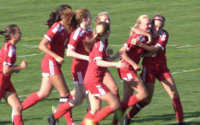 Maine Class A Girls Soccer: Camden Hills vs. Mt. Blue 9/8/21