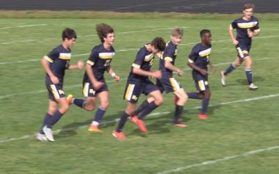 Maine High School Boys Soccer: Medomak Valley vs. Maranacook 9/14/21