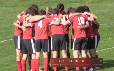 Maine Class A Boys soccer: Camden Hills vs. Mt.Ararat   9.21.21