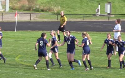 Maine High School Girls Soccer: Medomak Valley vs. Oceanside 9/23/21