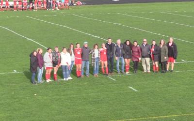 Maine Class A Girls Soccer : Camden Hills vs Brewer 10/19/21
